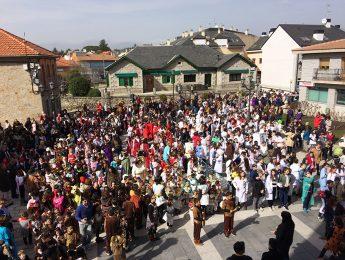 Imagen de la noticia El carnaval ha comenzado… Y esta tarde pregón