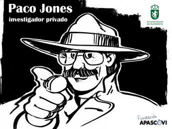 Imagen de la noticia Teatro: Paco Jones, investigador privado