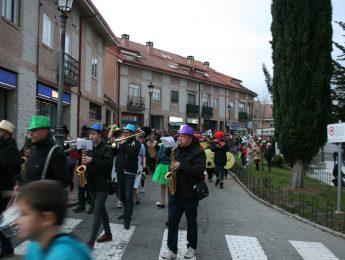 Imagen de la noticia Desfile de carnaval