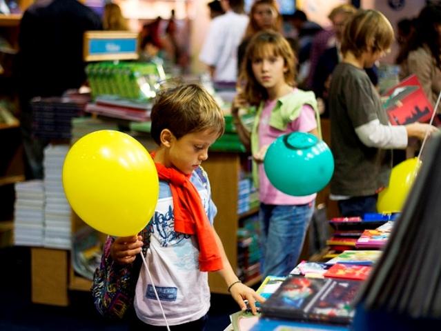 Imagen de la noticia XXXIV Muestra del Libro Infantil y Juvenil