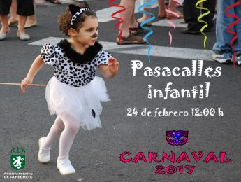 Imagen de la noticia Pasacalles infantil de carnaval