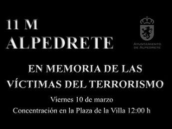 Imagen de la noticia 11M, en memoria de las víctimas del terrorismo