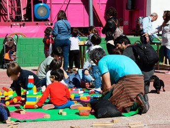 Imagen de la noticia Entre niños anda el juego