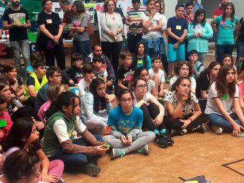 Imagen de la noticia Ecoescuelas, fin de curso 2016-2017