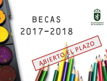 Imagen de la noticia Abierto el plazo de solicitud de becas y ayudas a familias 2017-2018