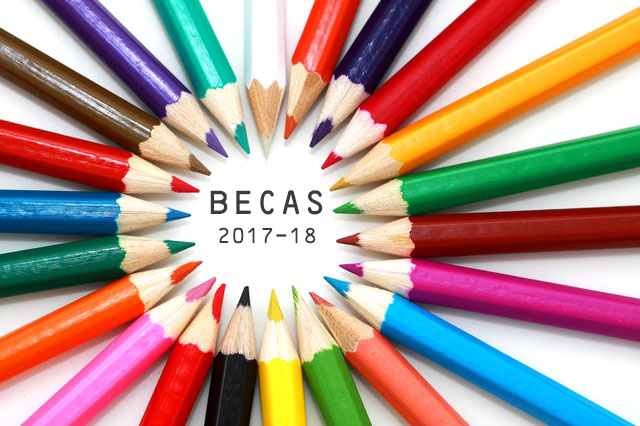 Imagen de la noticia Solicitadas 315 becas para el curso 2017/2018