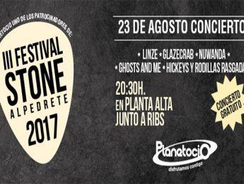 Imagen de la noticia Festival Stone en acústico