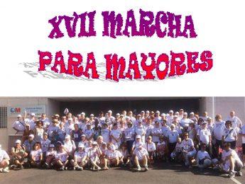 Imagen de la noticia XVII Marcha para Mayores «Las Rocas»
