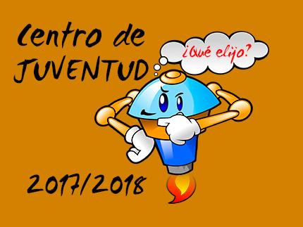 Imagen de la noticia Oferta formativa 2017/2018 del Centro de Juventud