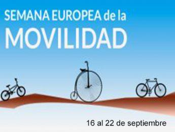 Imagen de la noticia Semana Europea de la Movilidad