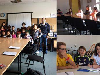 Imagen de la noticia Los niñ@s de Alpedrete protagonistas de la eficiencia energética
