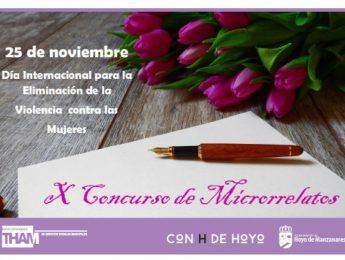 Imagen de la noticia Concurso de microrrelatos contra la violencia de género