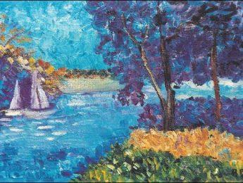 Imagen de la noticia Exposición de pintura Rosa Brox