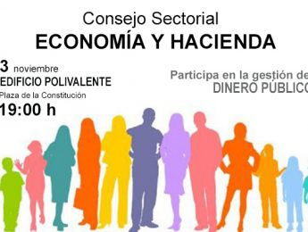 Imagen de la noticia Consejo Sectorial de Hacienda