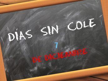 Imagen de la noticia Inscripción Días sin Cole