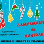 Imagen de la noticia Campamento Navidad, abierta la inscripción