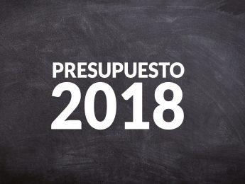 Imagen de la noticia Aprobado el Presupuesto Municipal de 2018