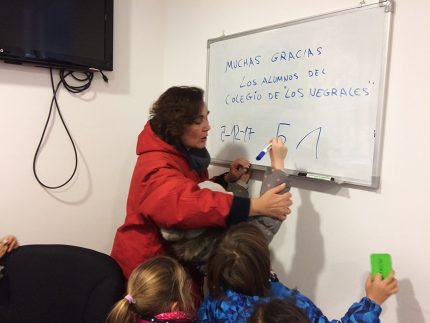 Imagen de la noticia Alumn@s de Los Negrales visitan dependencias municipales