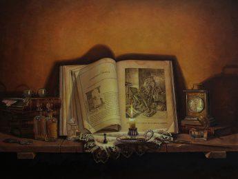 Imagen de la noticia Exposición de pintura «En Busca del Paraíso Perdido»