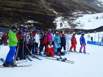 Imagen de la noticia Abierto el plazo. Viaje de esquí