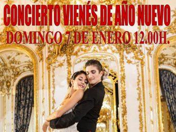 Imagen de la noticia Concierto Vienés de Año Nuevo