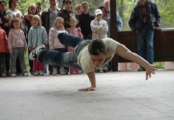 Imagen de la noticia Exhibición de baile urbano