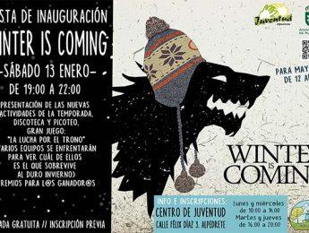 Imagen de la noticia Noche Joven, «Winter is coming»