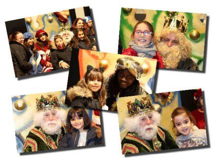 Imagen de la noticia Mi foto con los Reyes Magos