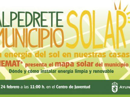 Imagen de la noticia Alpedrete, un municipio Solar