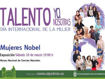 Imagen de la noticia Exposición: Mujeres Nobel