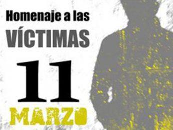 Imagen de la noticia Homenaje a las victimas del 11-M