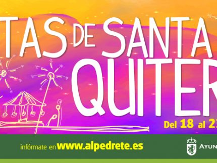 Imagen de la noticia Santa Quiteria: Programa de Fiestas e inscripciones en los concursos