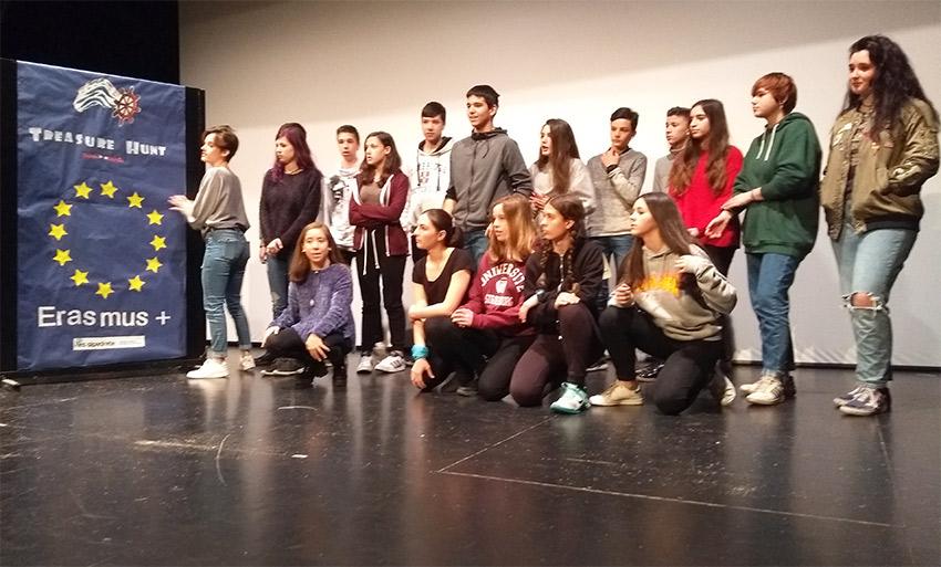 """Imagen de la noticia """"Fin de curso"""" Erasmus+ del IES Alpedrete"""