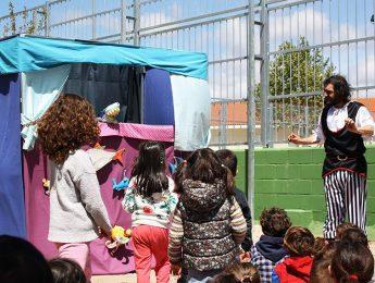 Imagen de la noticia Domingo en familia: teatro, comida, mercadillo y fútbol