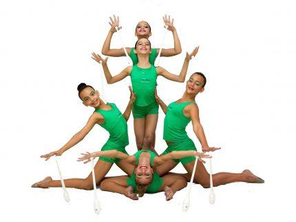Imagen de la noticia La gimnasia rítmica de Alpedrete sigue creciendo