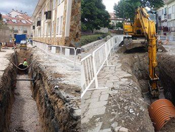 Imagen de la noticia Obras del Canal de Isabel II en el 2º semestre de 2018