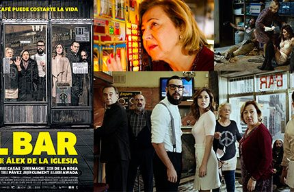 "Imagen de la noticia ""El Bar"", segunda película de #MiAlpedrete es Cultura"
