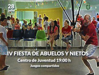 Imagen de la noticia IV Fiesta de abuelos y nietos
