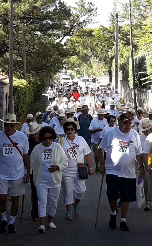 Imagen de la noticia La Marcha de Las Rocas cumple la mayoría de edad