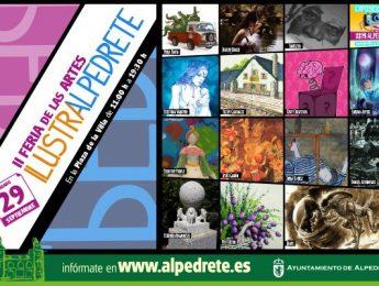 Imagen de la noticia II Feria de las Artes IlustrAlpedrete