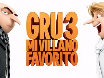 Imagen de la noticia Cine de animación: Gru 3. Mi villano favorito