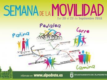 Imagen de la noticia Truequedrete, taller de bicicletas, marcha popular ciclista… Semana Europea de la Movilidad