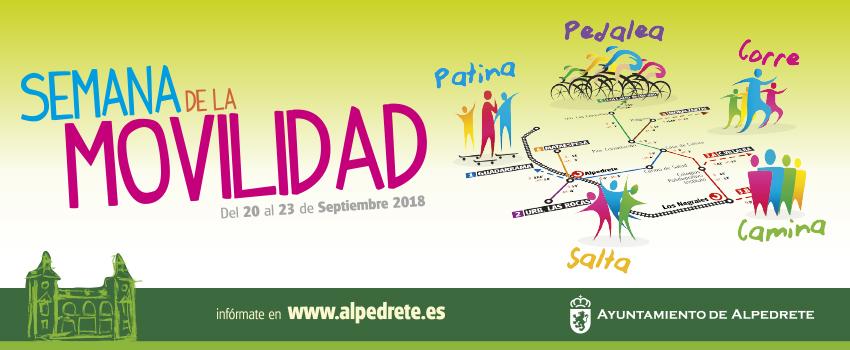 Imagen de la noticia Semana de la movilidad (Patina, pedalea, corre, salta, camina)