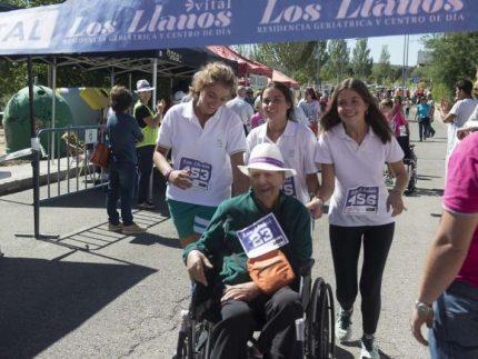 Imagen de la noticia VI Milla Intergeneracional Los Llanos