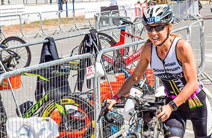 Imagen de la noticia Cortes de tráfico por el Campeonato de Europa de Triatlón de larga distancia