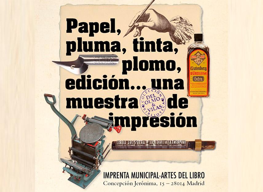 Imagen de la noticia Inscripciones: Salida cultural a la Imprenta de Madrid