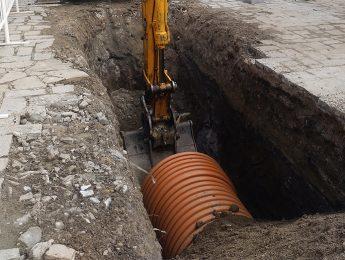 Imagen de la noticia 3 de octubre, cortes de agua por las obras del Canal