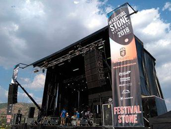 """Imagen de la noticia Imágenes de la """"familia Festival Stone"""""""