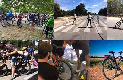 Imagen de la noticia Marcha ciclista, pinchos, calles peatonales y truequedrete para finalizar la Semana de la Movilidad