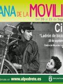 """Imagen de la noticia Cine: """"Ladrón de bicicletas"""". Semana de la Movilidad"""